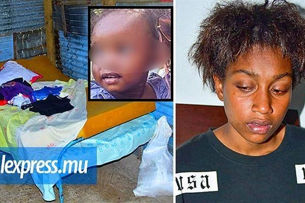 Maurice : meurtre d'une enfant de 14 mois par son beau-père le 1er juin 2021