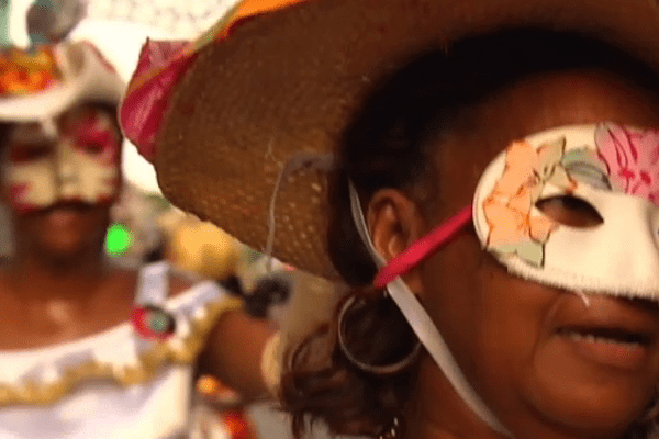 Cavalcades 2015 à Cayenne