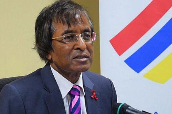 Anil Gayan, ministre du tourisme de Maurice