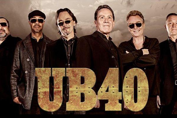 UB40 en concert à Tahiti le 6 décembre