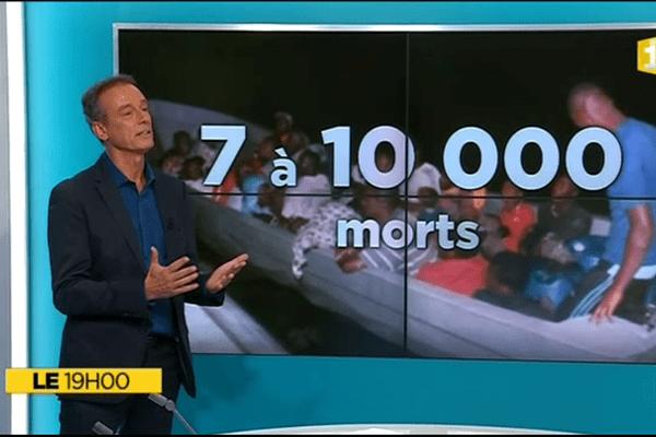Le+ du 19h : Lutte contre l'immigration à Mayotte