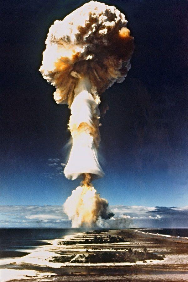 Essai nucléaire mururoa