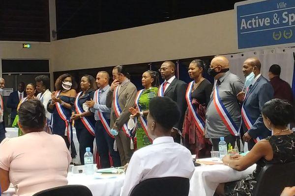 Conseil municipal Matoury