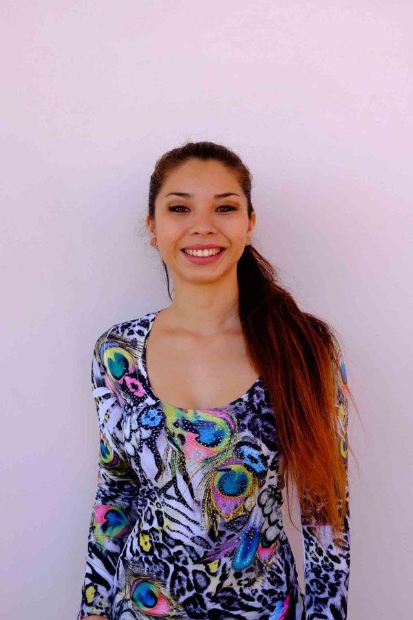Candidate à Miss Dragon 2017 : Manutea PANG-RAMBAUD