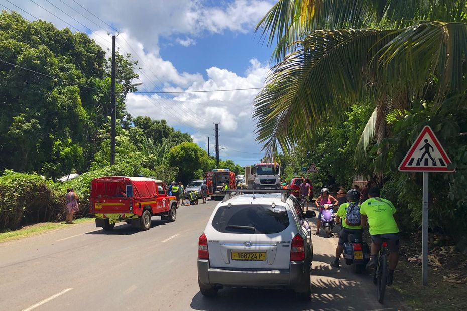 Mahina : deux morts dans un accident de la route - Polynésie la 1ère