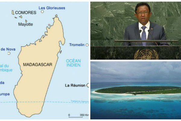 Iles Eparses revendication madagascar