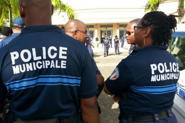 Police municipale (Martinique)