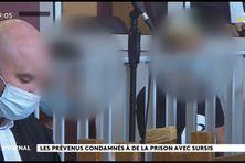 Prison avec sursis et travaux d'intérêt général pour les cambrioleurs en série