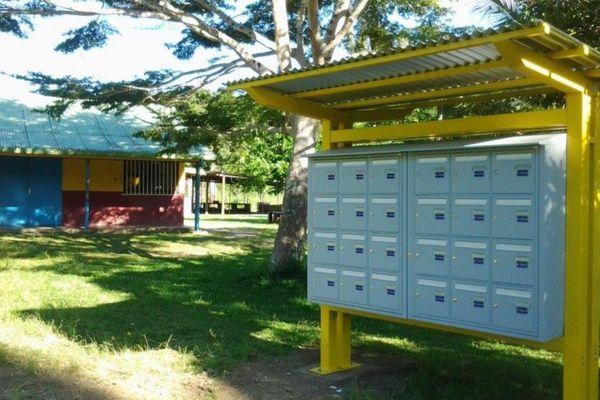 îlots boîtes postales Bourail