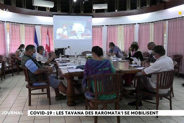 Les maires des Iles Sous Le Vent appellent à la vaccination
