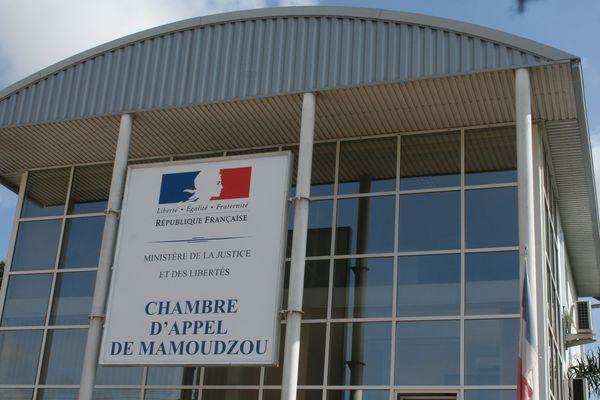 Chambre d'appel Mamoudzou