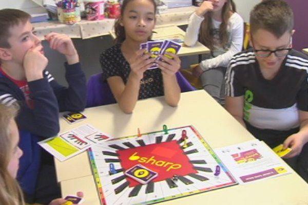 B Sharp, un nouveau jeu de société testé à Saint-Pierre