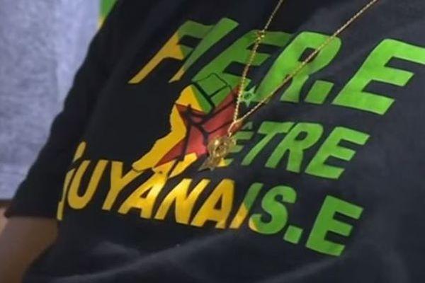 Fière d'être guyanaise