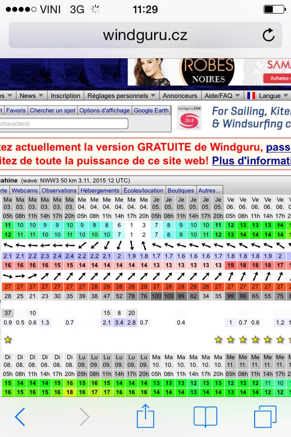capture écran widguru mercredi 4 novembre 2015