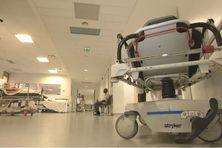 Salle des urgences du CHU de Martinique (image d'illustration). • ©Martinique la 1ère