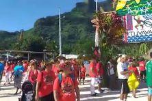 Le 14 juillet se fête aussi dans les îles