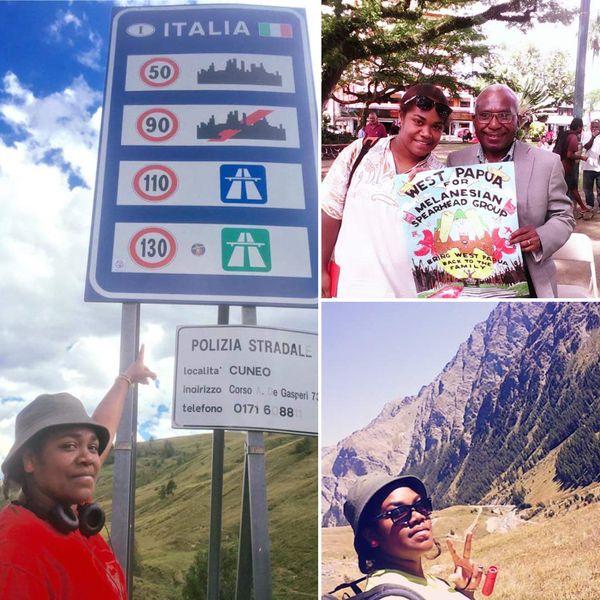 Du Pacifique à l'Europe, Dominique a le goût du voyage