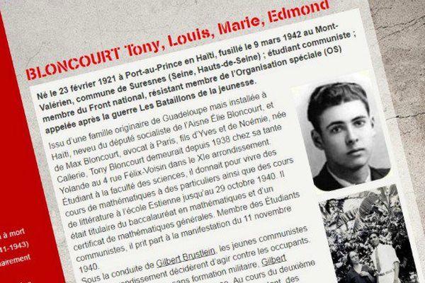 Tony Bloncourt