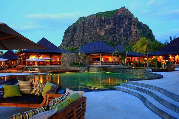 Hotel de l'île Maurice