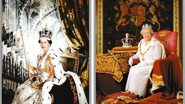 Photo Reine Elisabeth II