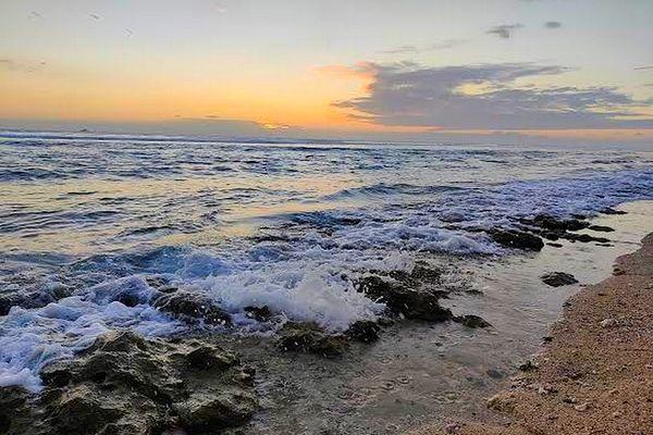 plage de l'Ermitage juillet 2021
