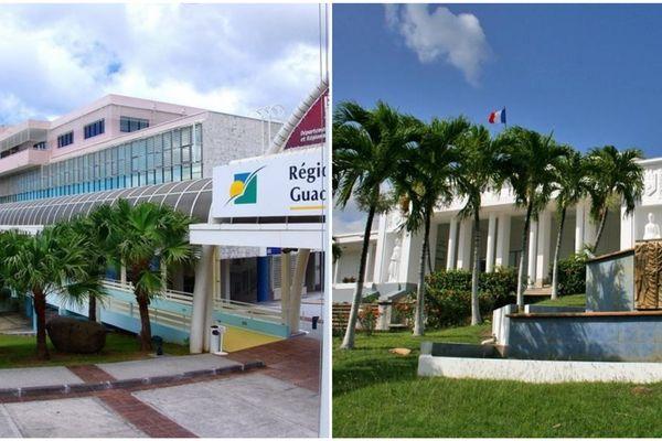 Conseil régional et Conseil départemental de Guadeloupe