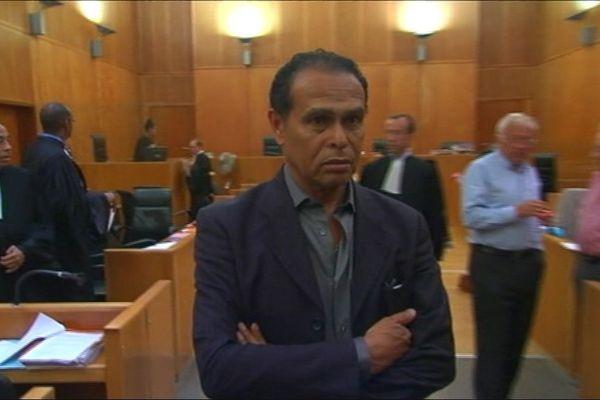 Léon Bertrand au tribunal correctionnel