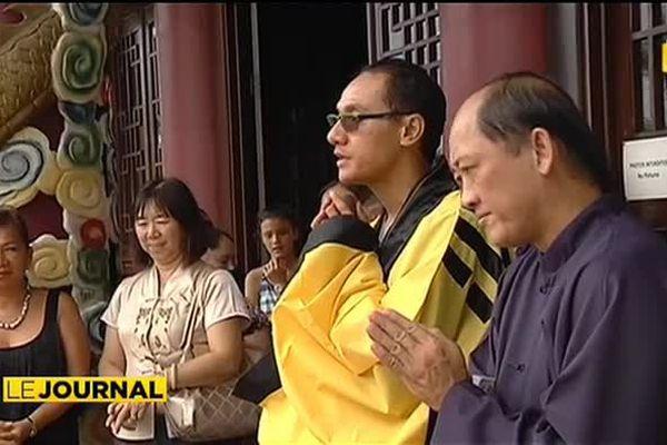 La communauté chinoise honore les anciens