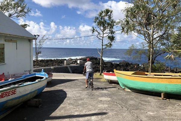 Le Port de Saint-Philippe est l'un des plus anciens de La Réunion.