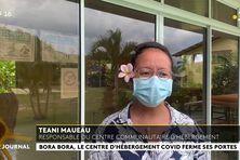 Covid : fermeture du centre d'hébergement de Bora Bora