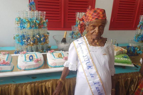 Madame Yeck Pang Radjou Marie