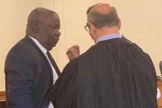Majani au tribunal