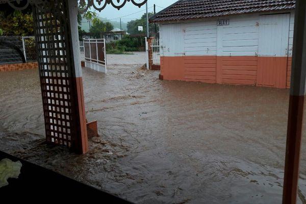 Inondation Sainte-Marie