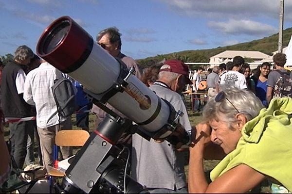4-Les télescopes de l'association