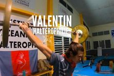 Les espoirs du sport calédonien : Valentin Ori, l'art de soulever des poids