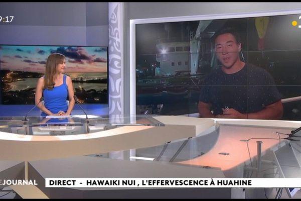 Au cœur du va'a : J-2 pour Hawaiki nui