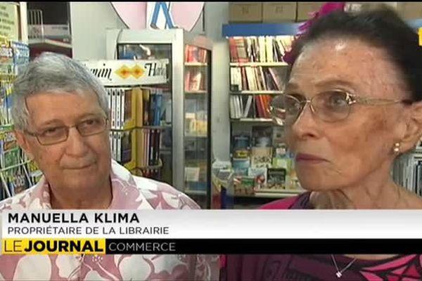 Librairie Klima : 80 ans et des doutes sur l'avenir