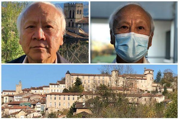 Docteur Michel Pichan, maire de Saint-Lizier