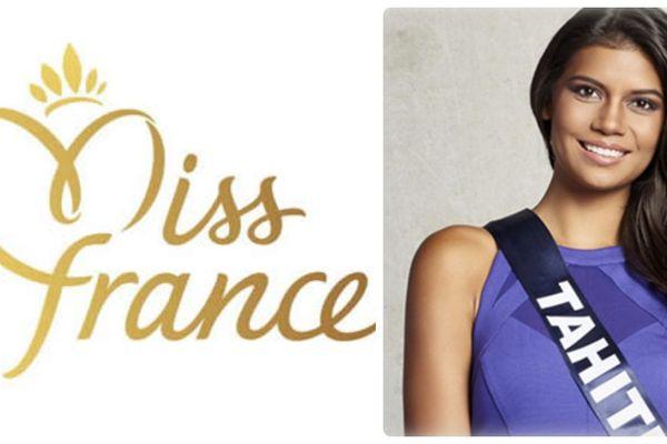 Vaimiti Teiefitu, Miss Tahiti 2015, à l'élection Miss France 2016