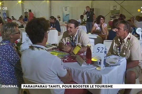 La 3e édition de Parauparau Tahiti débute sur fond de forte embellie touristique