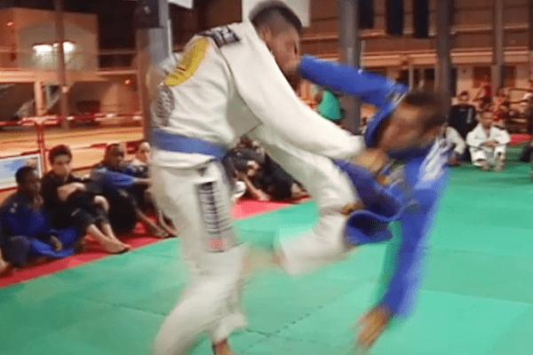 Jjiu-jitsu brésilien