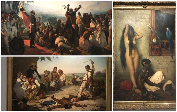 musée d'orsay esclavage