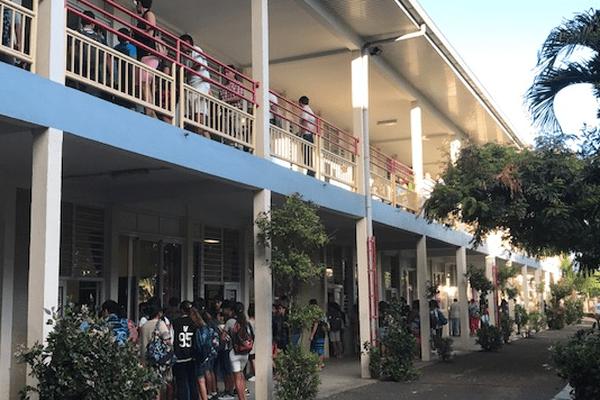 Rentrée scolaire à Lamennais : 2200 élèves attendus ce mercredi 16 août