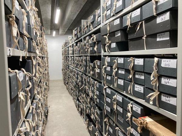 Les archives territoriales