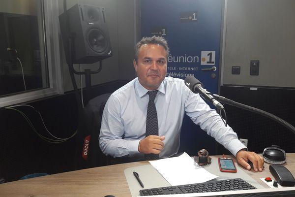 Didier Robert, Président du Conseil Régional