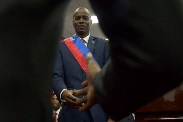 Président Haiti