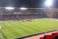 Le stade de Marrakech en décembre 2013