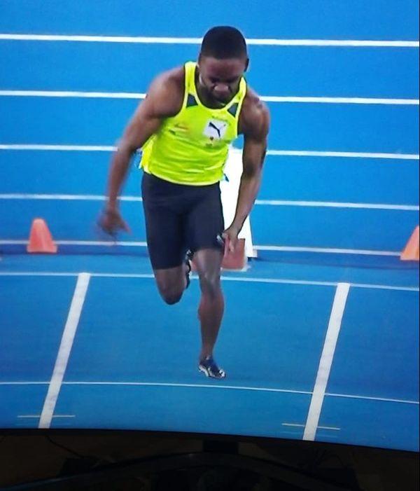 Athlétisme : Marvin René champion de France 60 m