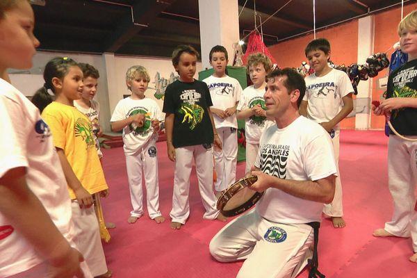 Festival Capoeira 1