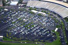 Deux parkings pour une capacité de 1600 places